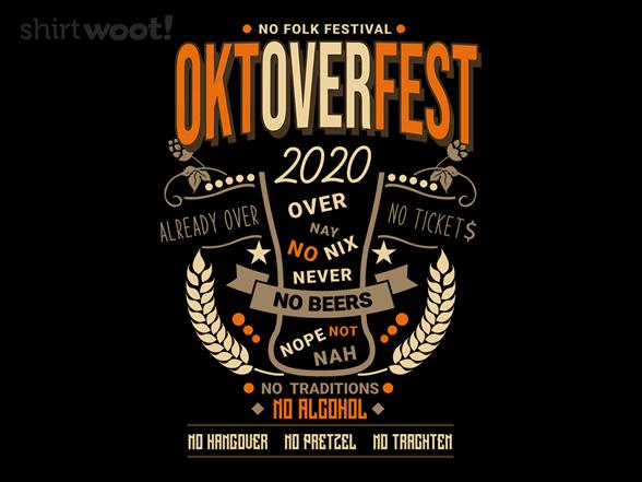 Oktoverfest T Shirt