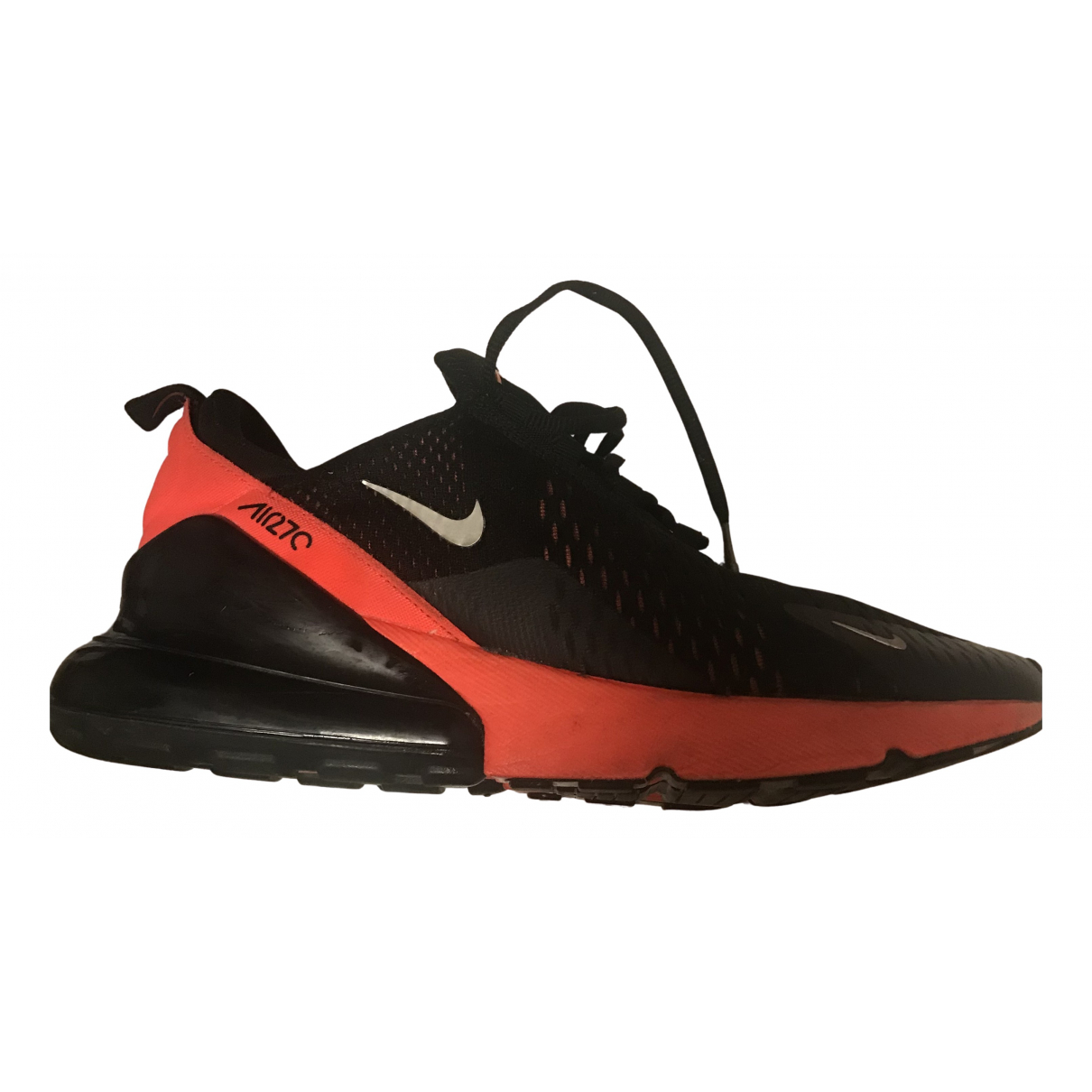 Nike Air Max 270  Orange Trainers for Men 9 UK