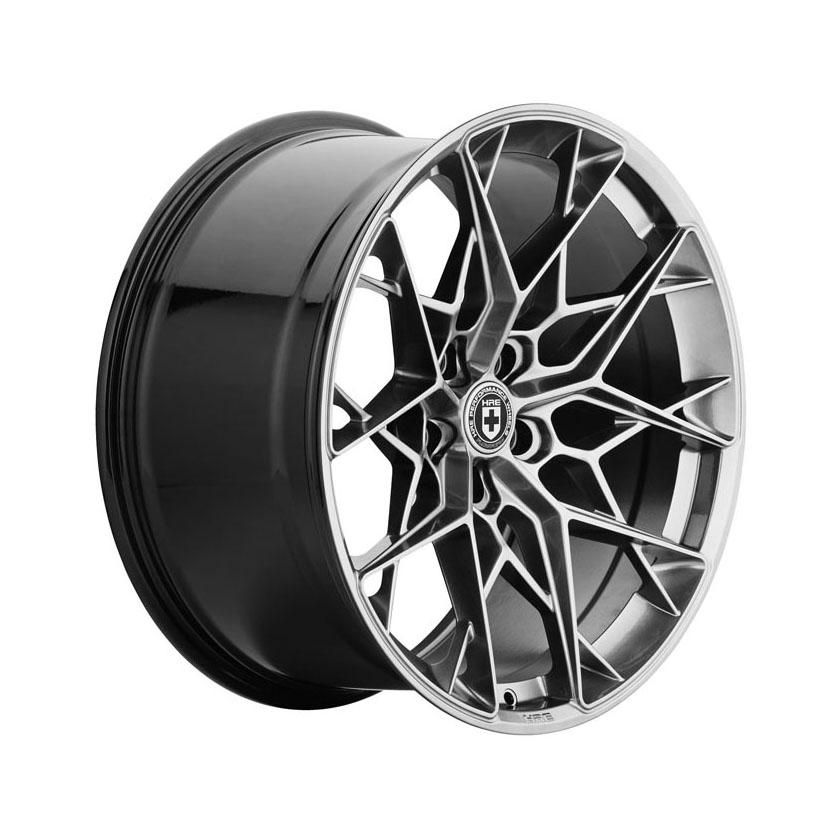 HRE FF10 Flow Form Wheel 21x9.5 5x112 30mm Raw