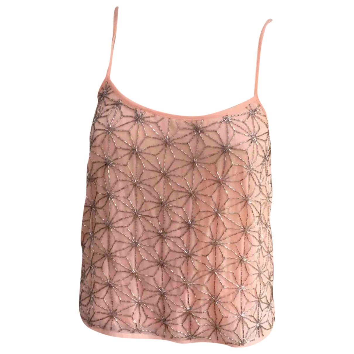 Topshop - Top   pour femme - orange