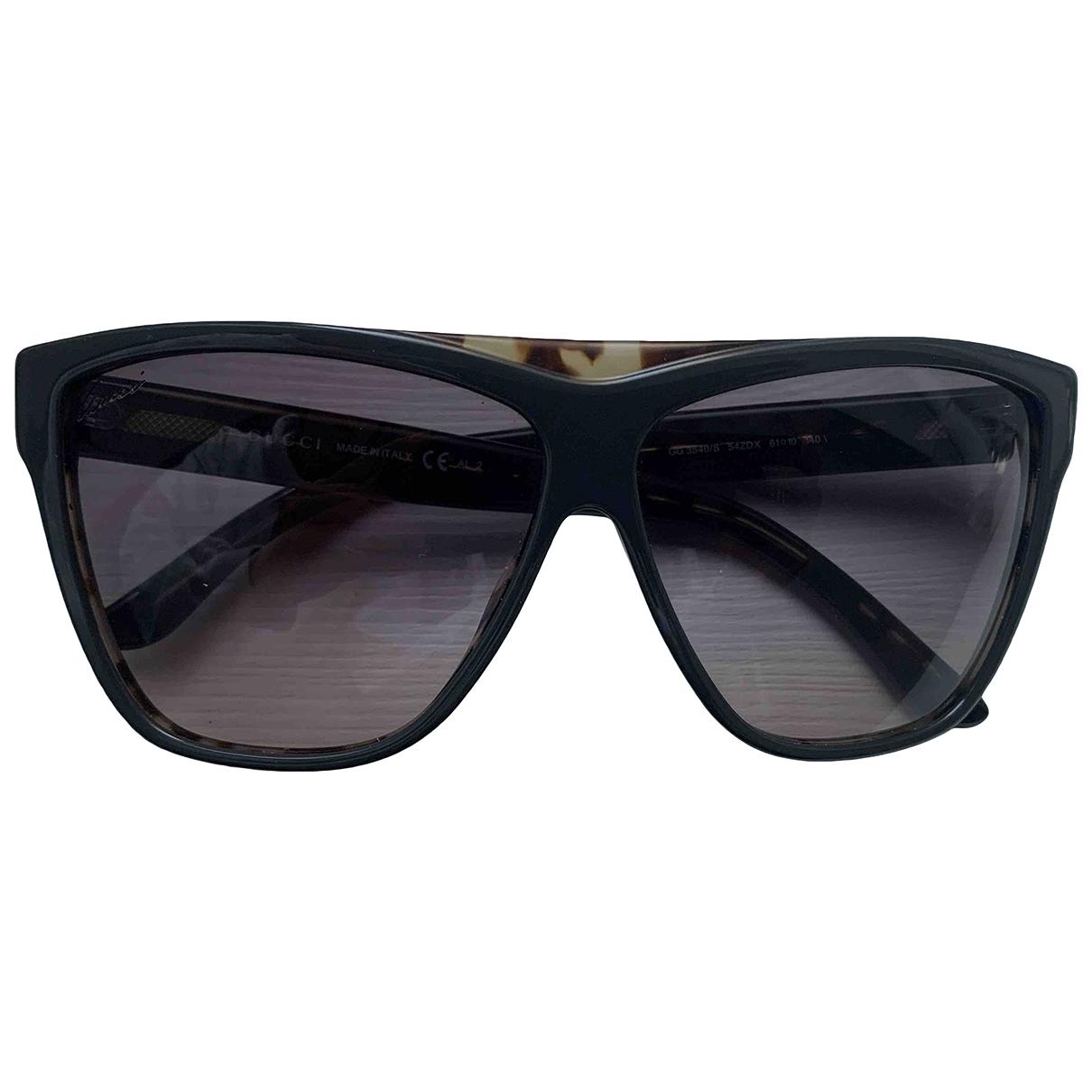 Gucci \N Grey Sunglasses for Women \N