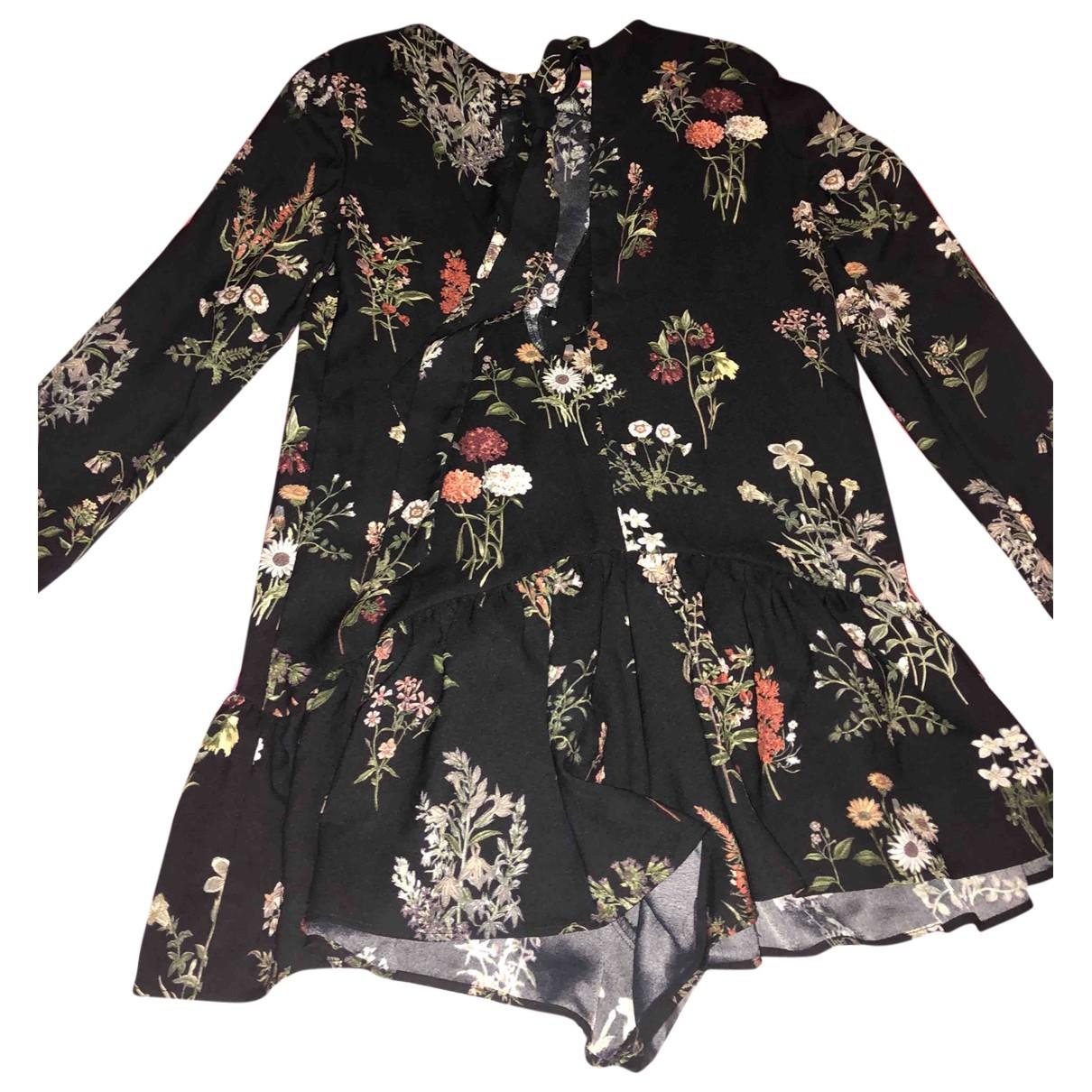 Zara \N Black Cotton jumpsuit for Women 34 FR