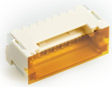 JST , ZE, BM08B, 8 Way, 1 Row, Straight PCB Header (5)
