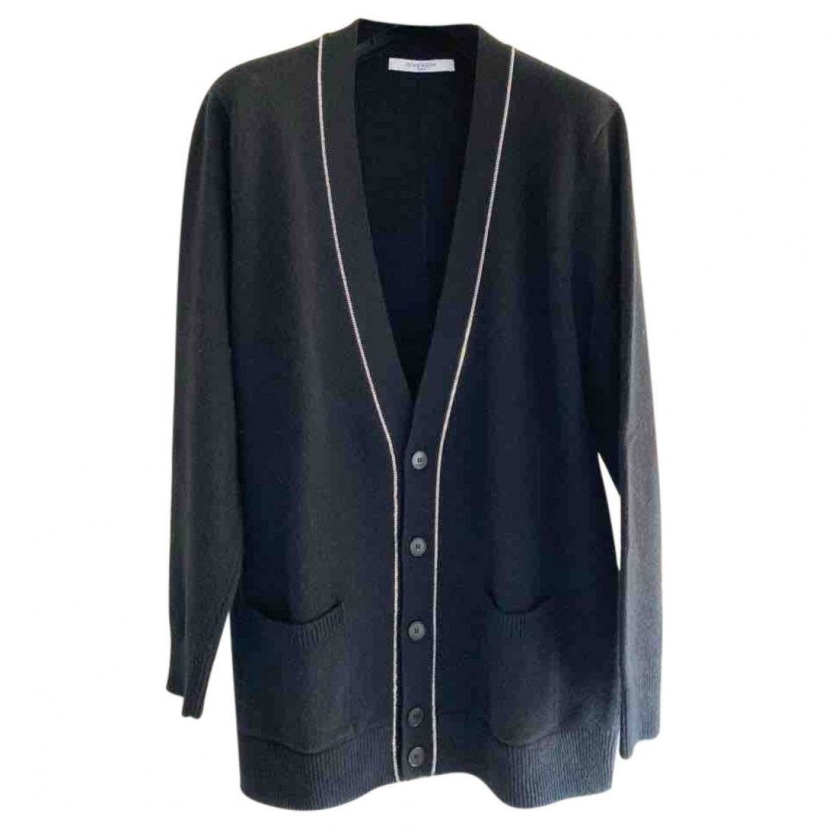 Givenchy - Pulls.Gilets.Sweats   pour homme en laine - noir