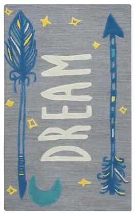 PLDPD599A33090305 Playday Dream Youth Area Rug Size 3' X 5'  in