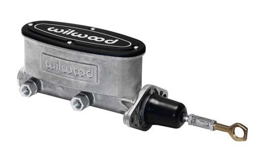 Wilwood 260-14157 Aluminum Tandem Master Cylinder Bare 15/16