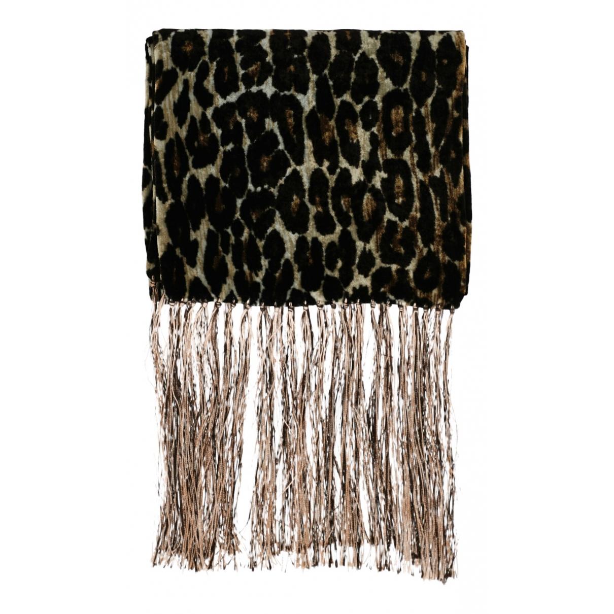 Dolce & Gabbana \N Brown scarf for Women \N
