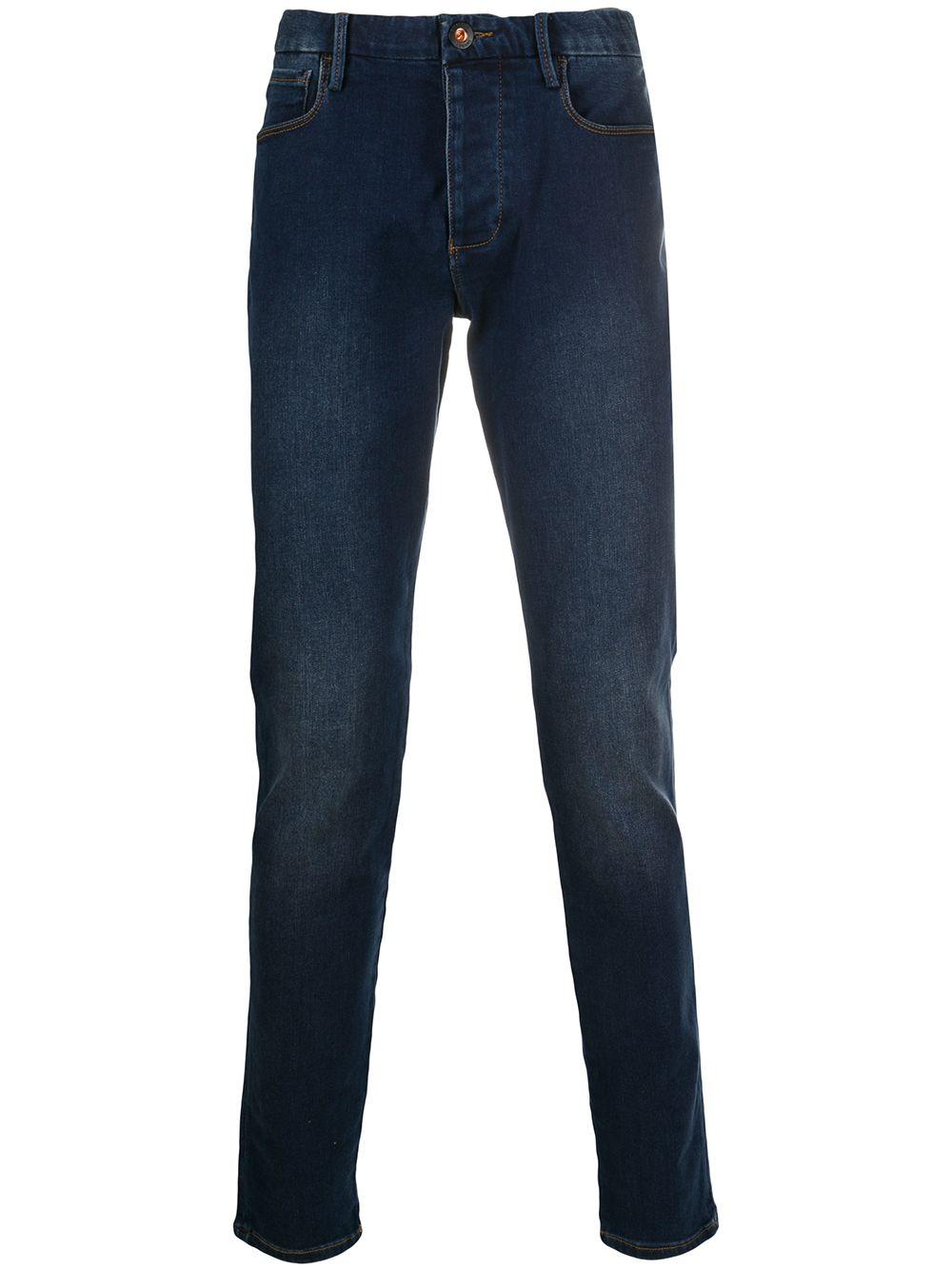 Denim Slim Jeans