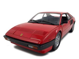 Ferrari Mondial 8 Red 1/18 Diecast Model Car by Hotwheels