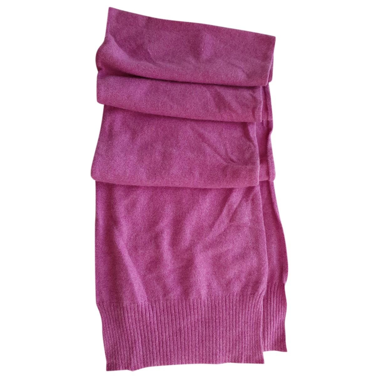 - Foulard   pour femme en cachemire - rose
