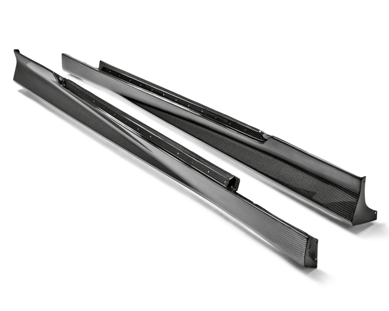 Anderson Composites AC-SS1011CHCAM-OE Carbon Fiber Side Skirts OEM Style Chevrolet Camaro 10-13