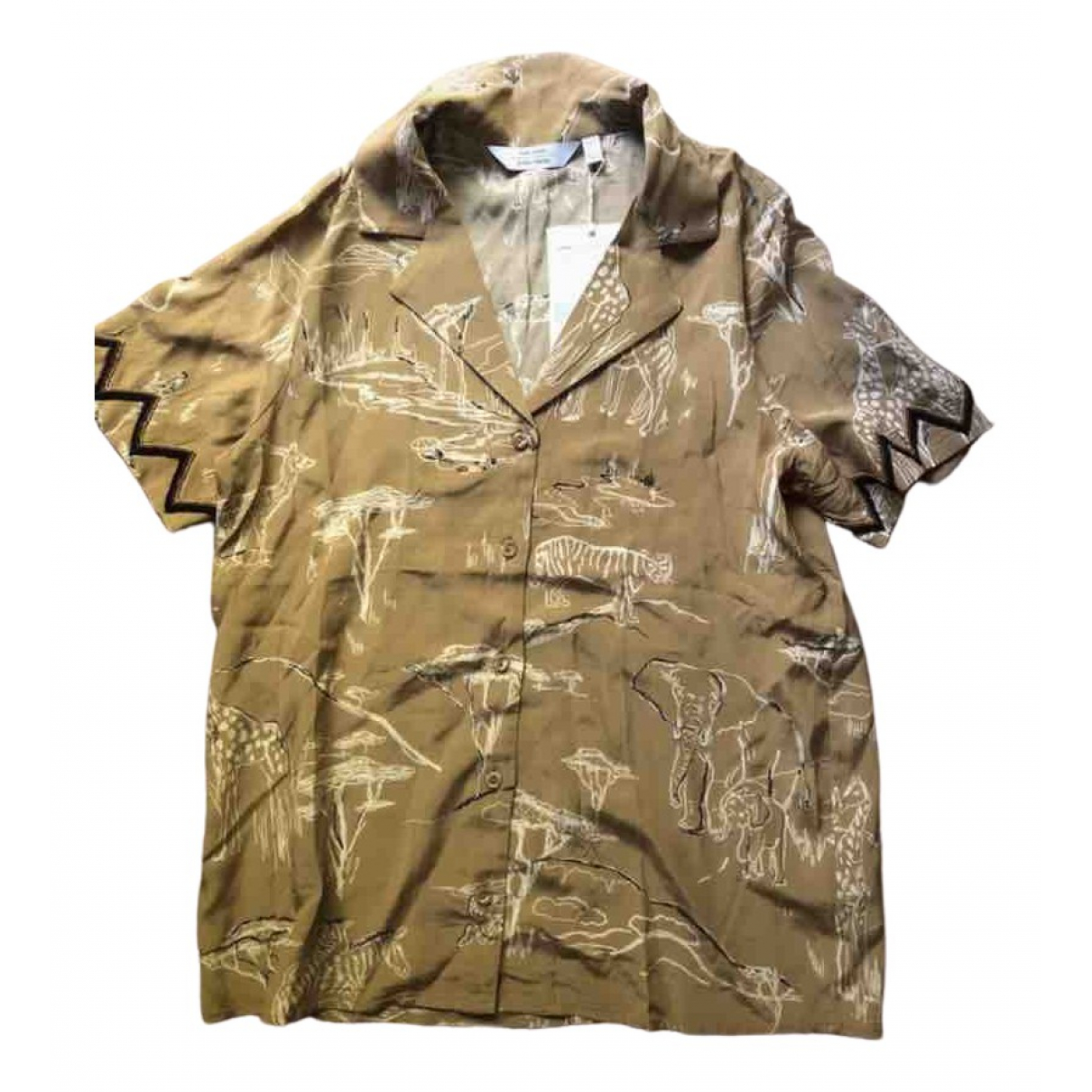 & Other Stories - Top   pour femme - camel
