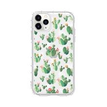 1pc Cactus Print iPhone Case