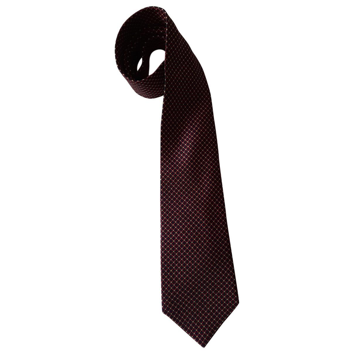Drakes \N Krawatten in  Bunt Seide