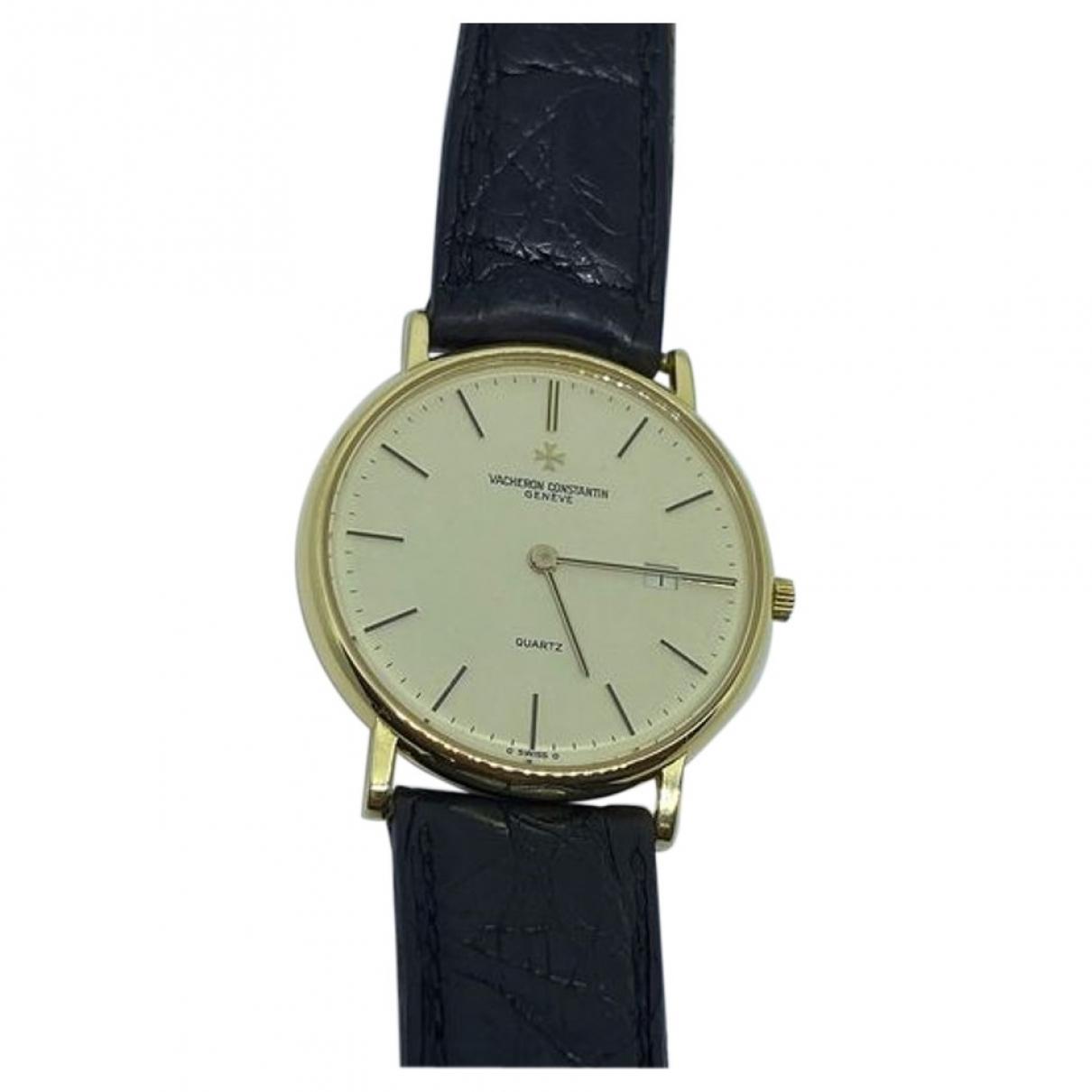 Relojes Patrimony de Oro amarillo Vacheron Constantin