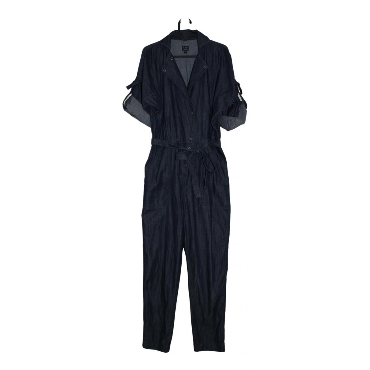 Citizens Of Humanity \N Blue Denim - Jeans jumpsuit for Women XS International