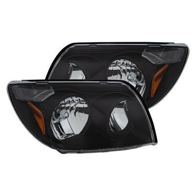 Anzo Crystal Headlights (Black) - 111394