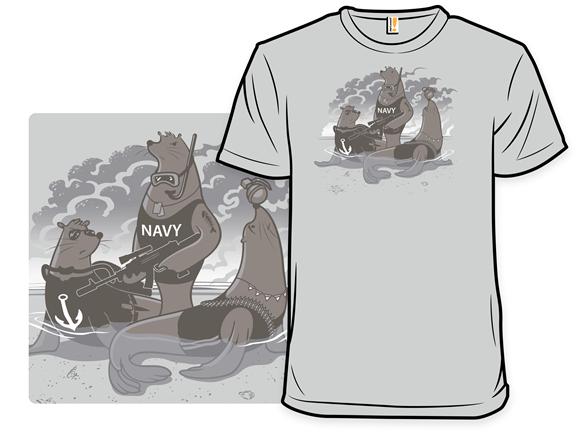 Navy Seals T Shirt