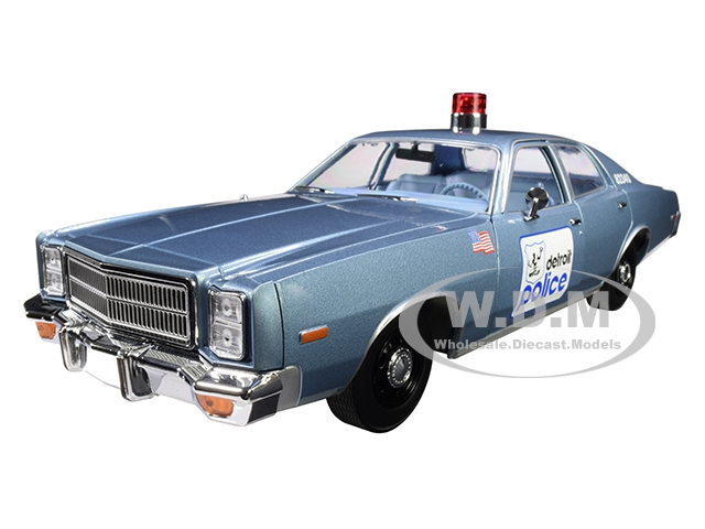 1977 Plymouth Fury Blue