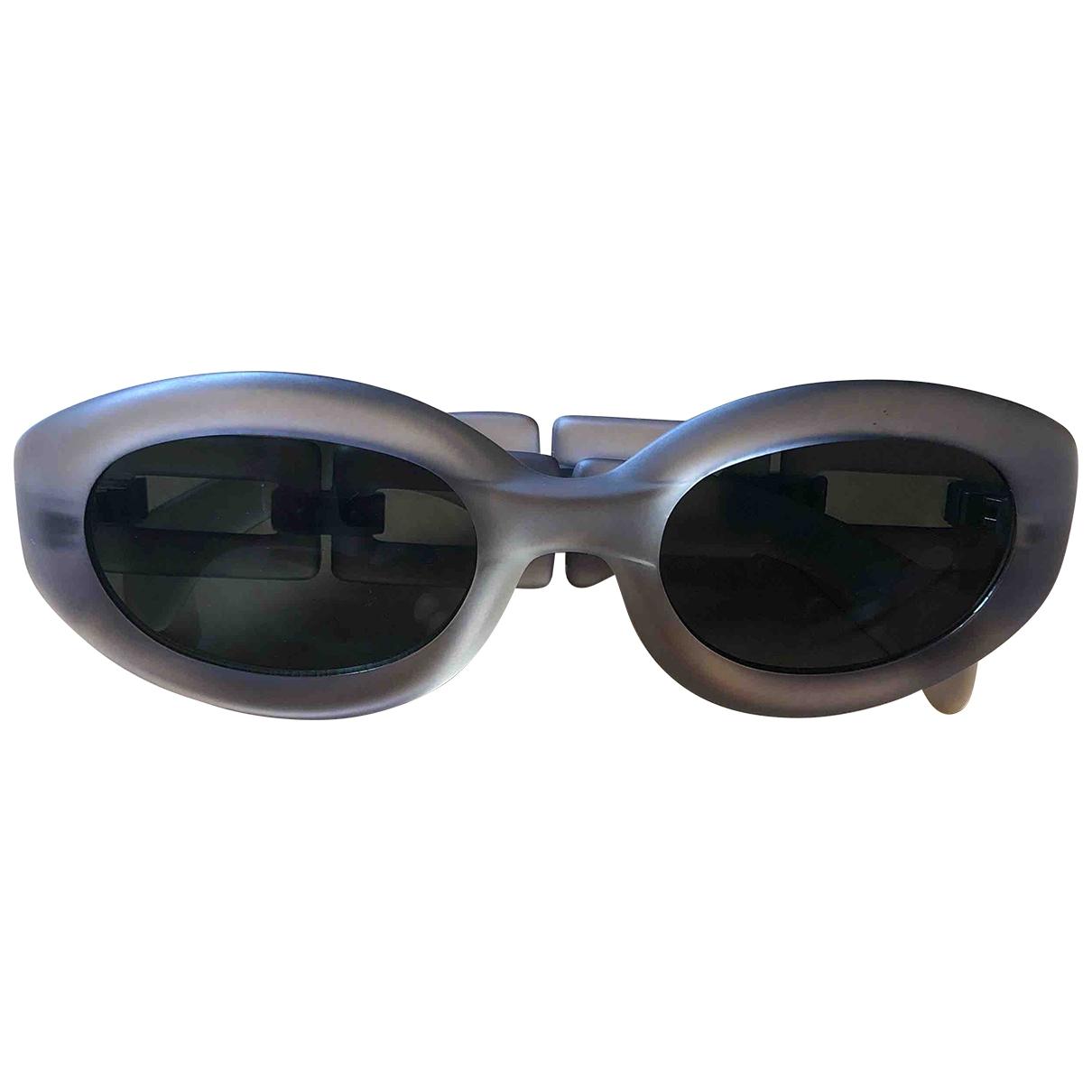 Karl Lagerfeld \N Grey Sunglasses for Women \N