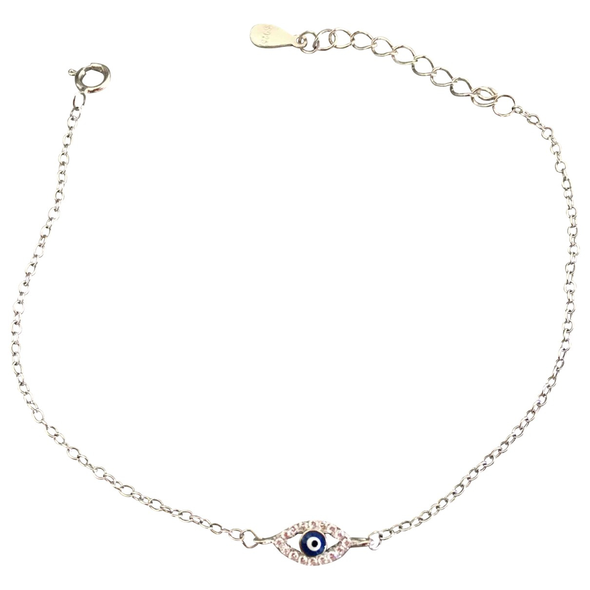 Non Signé / Unsigned \N Silver bracelet for Women \N