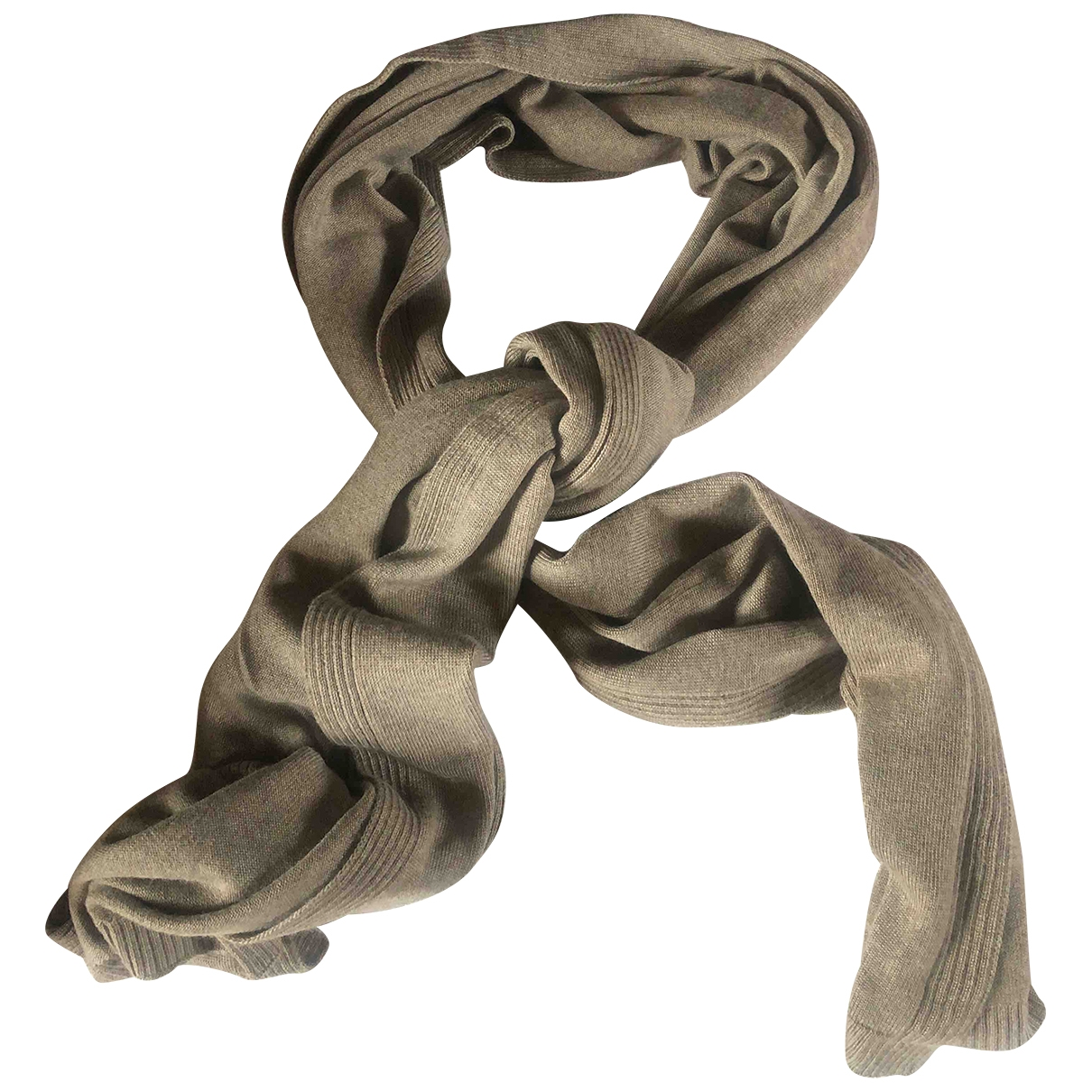 Cartier \N Camel Cashmere scarf for Women \N