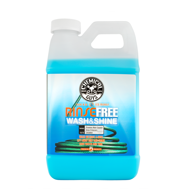 Rinse Free Wash & Shine Complete Hoseless Car Wash Soap - Chemical Guys