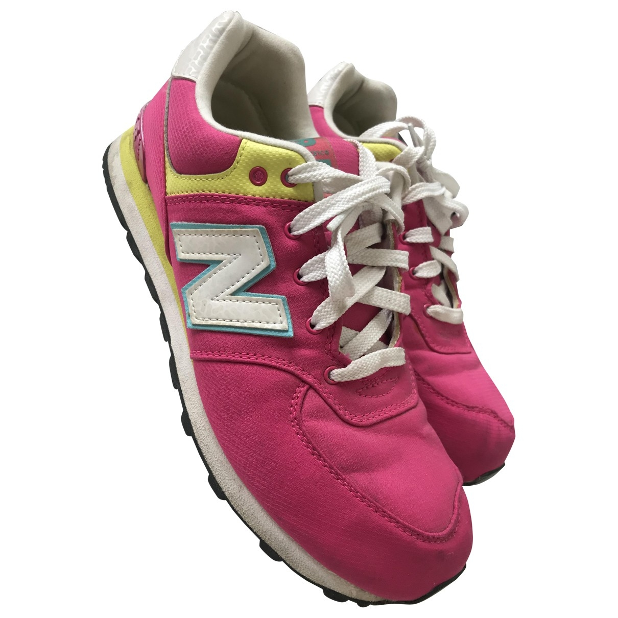 New Balance \N Pink Trainers for Women 38.5 EU