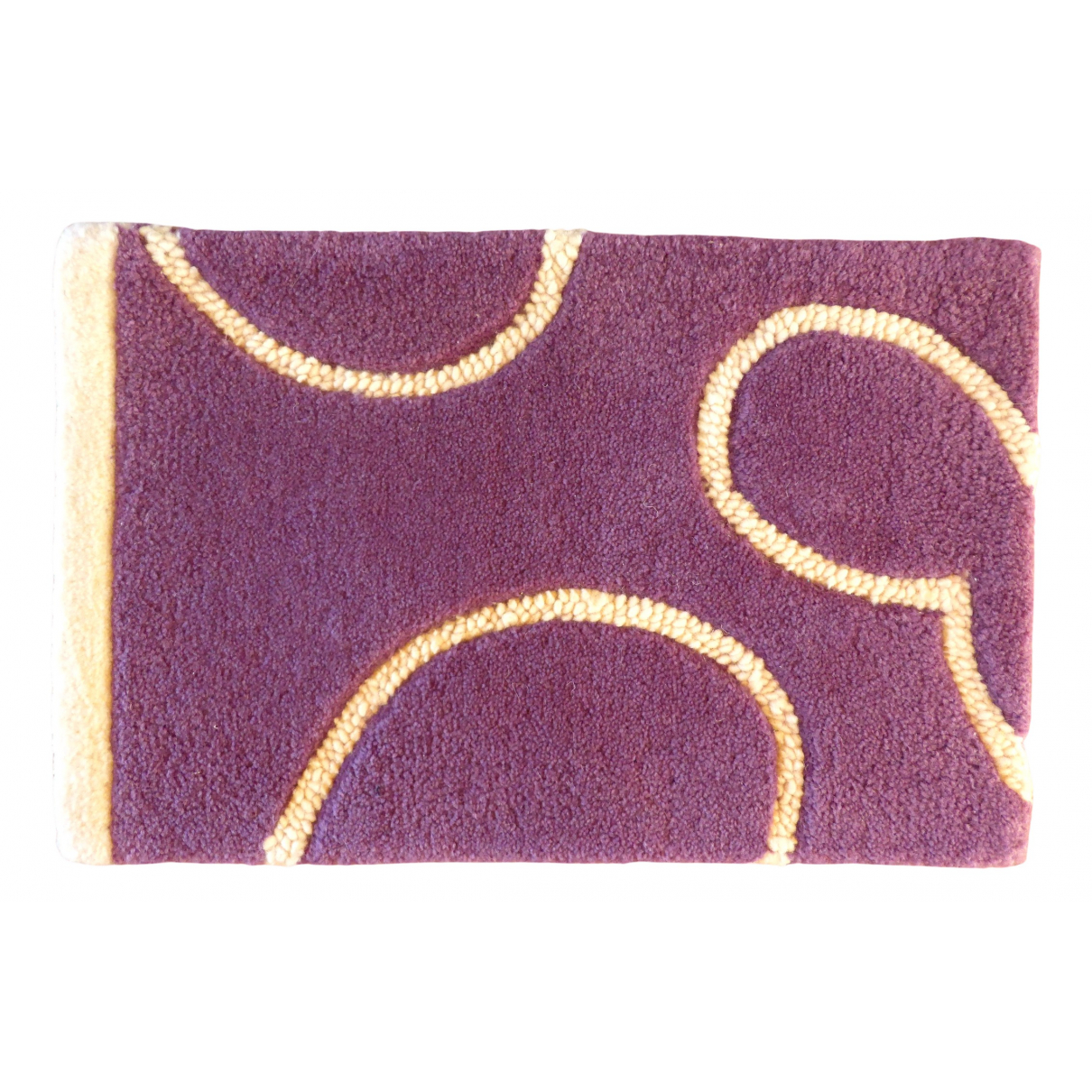 Missoni - Linge de maison   pour lifestyle en laine - violet