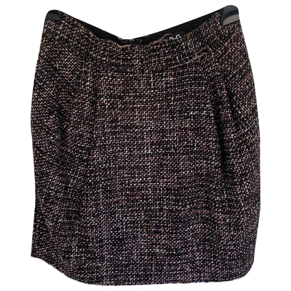 D&g \N Rocke in  Bunt Tweed