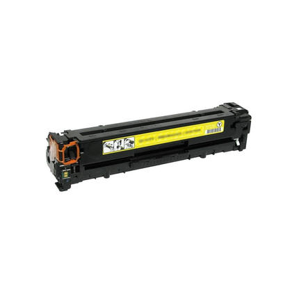 Compatible HP 305A CE412A Yellow Toner Cartridge - Economical Box