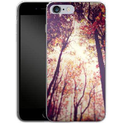 Apple iPhone 6s Plus Silikon Handyhuelle - Above and Beyond von Joy StClaire