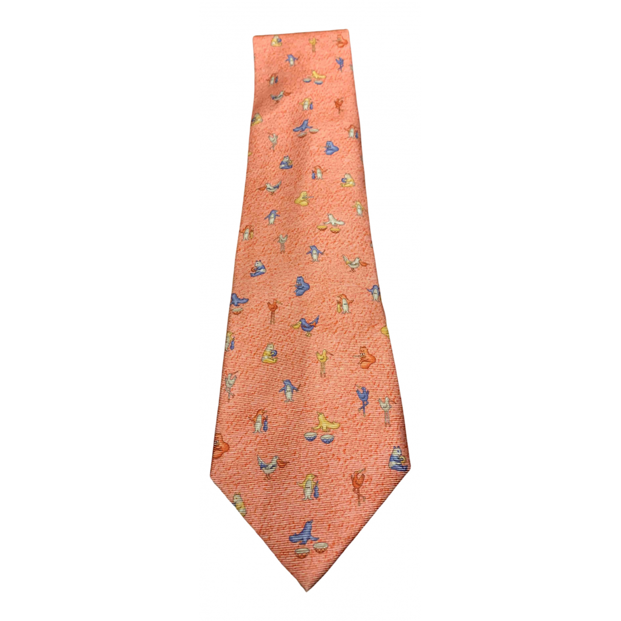Corbata de Seda Bvlgari