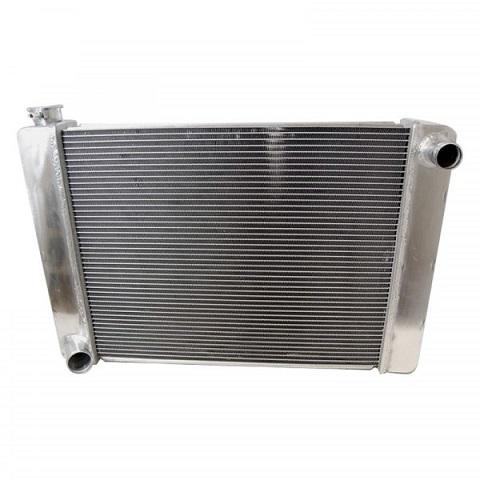 Racing Power Company R1027-T Triple Pass Universal Aluminum  Ford Radiator 26