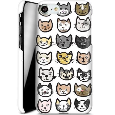Apple iPhone 7 Smartphone Huelle - 28 Cats von caseable Designs
