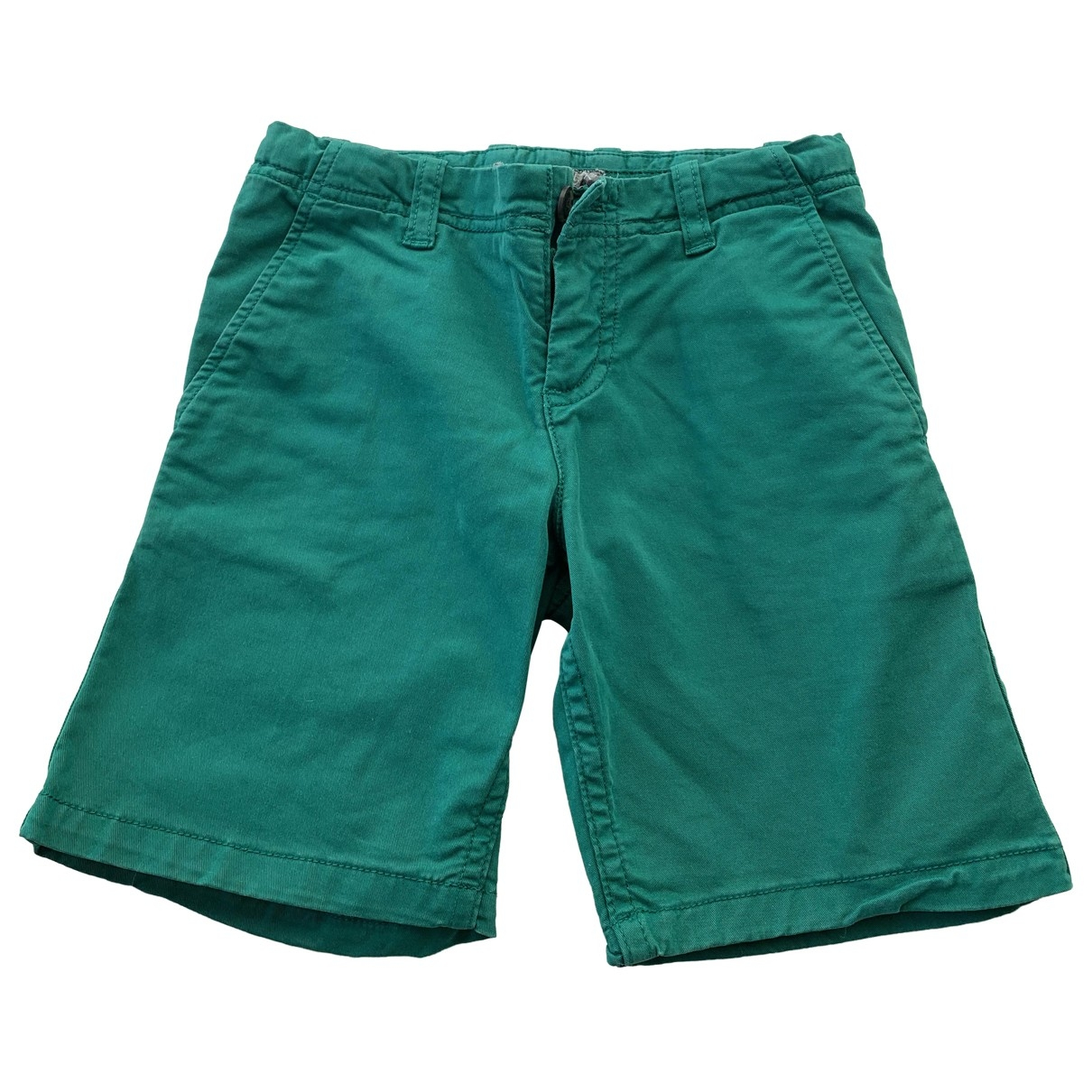 Bonpoint \N Green Cotton Shorts for Kids 3 years - up to 98cm FR