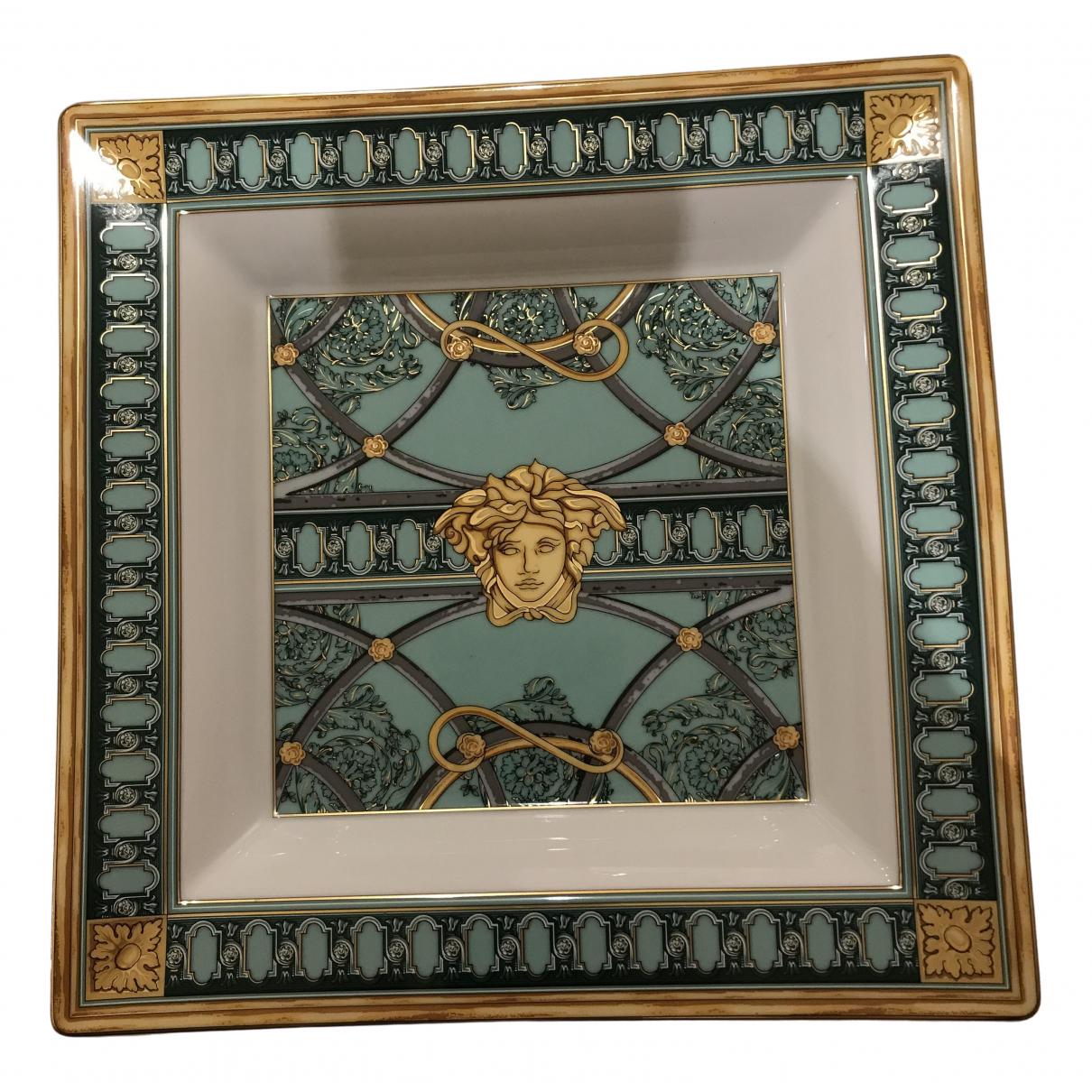 Cenicero de Porcelana Versace