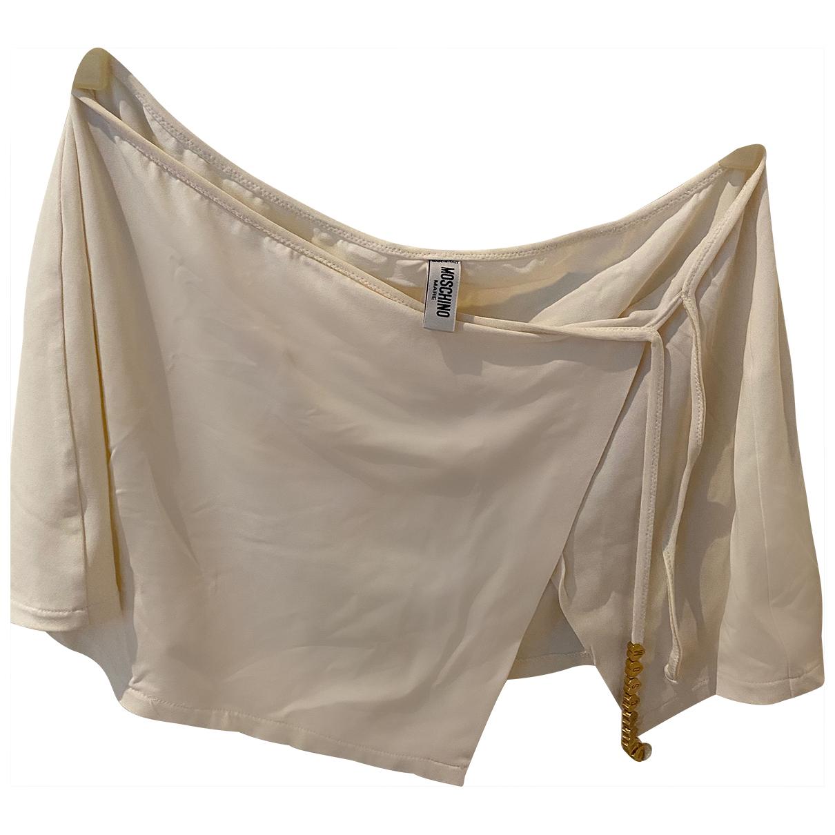 Moschino Cheap And Chic \N White Swimwear for Women 46 IT