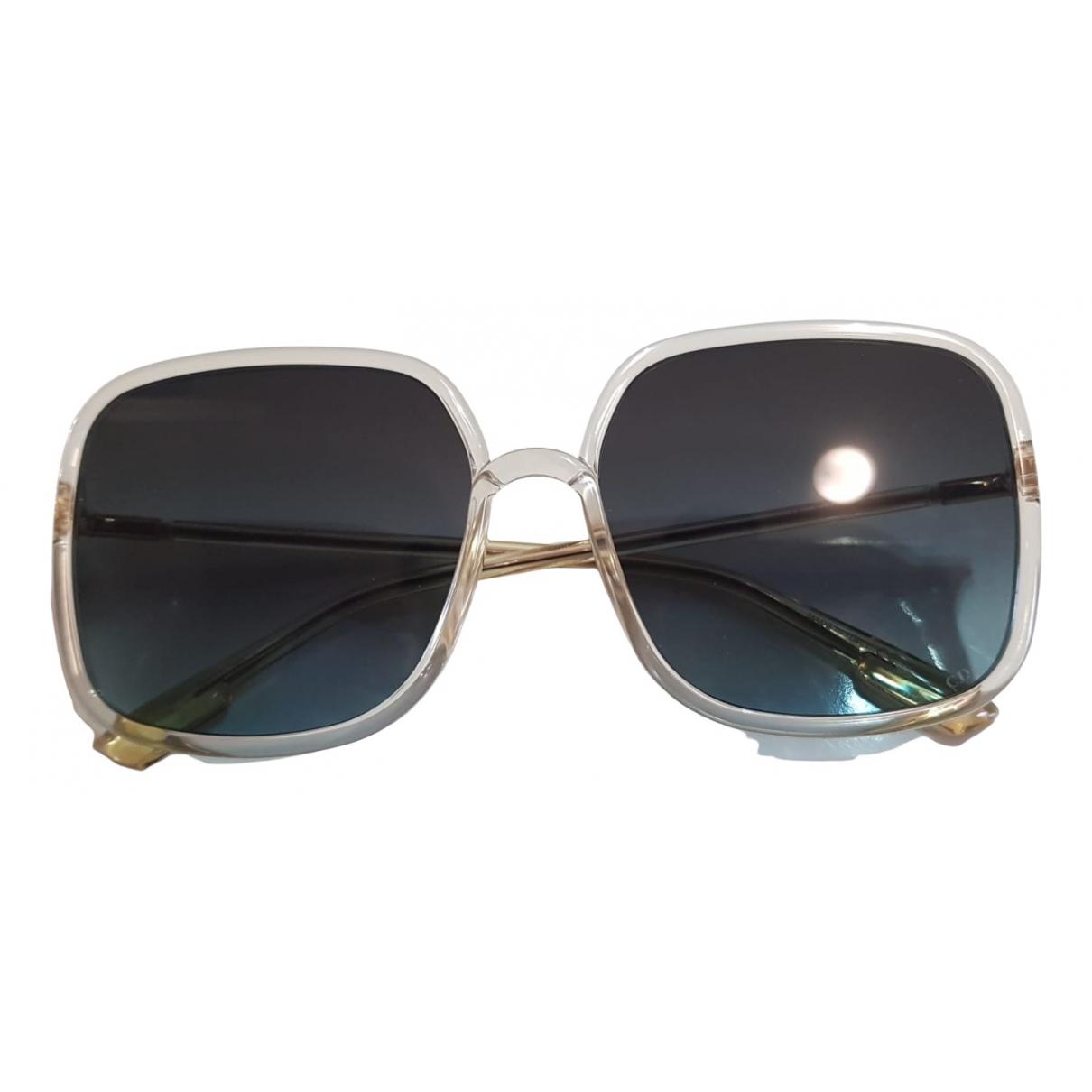 Dior SoStellaire1 White Sunglasses for Women \N
