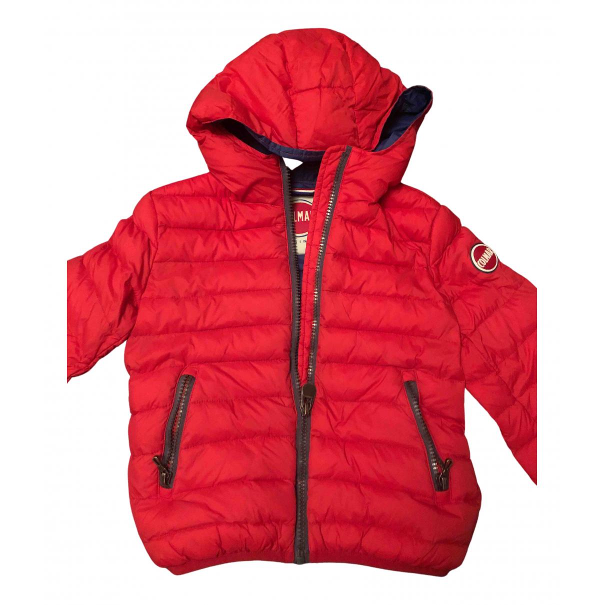 Colmar - Blousons.Manteaux   pour enfant - rouge