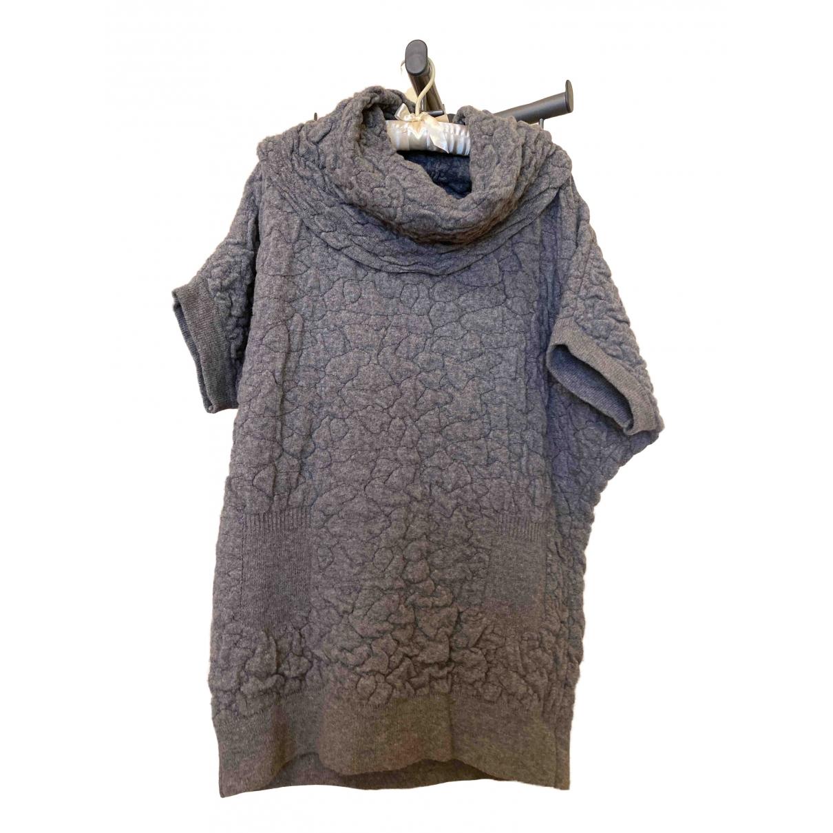 Mcq - Top   pour femme en laine - gris