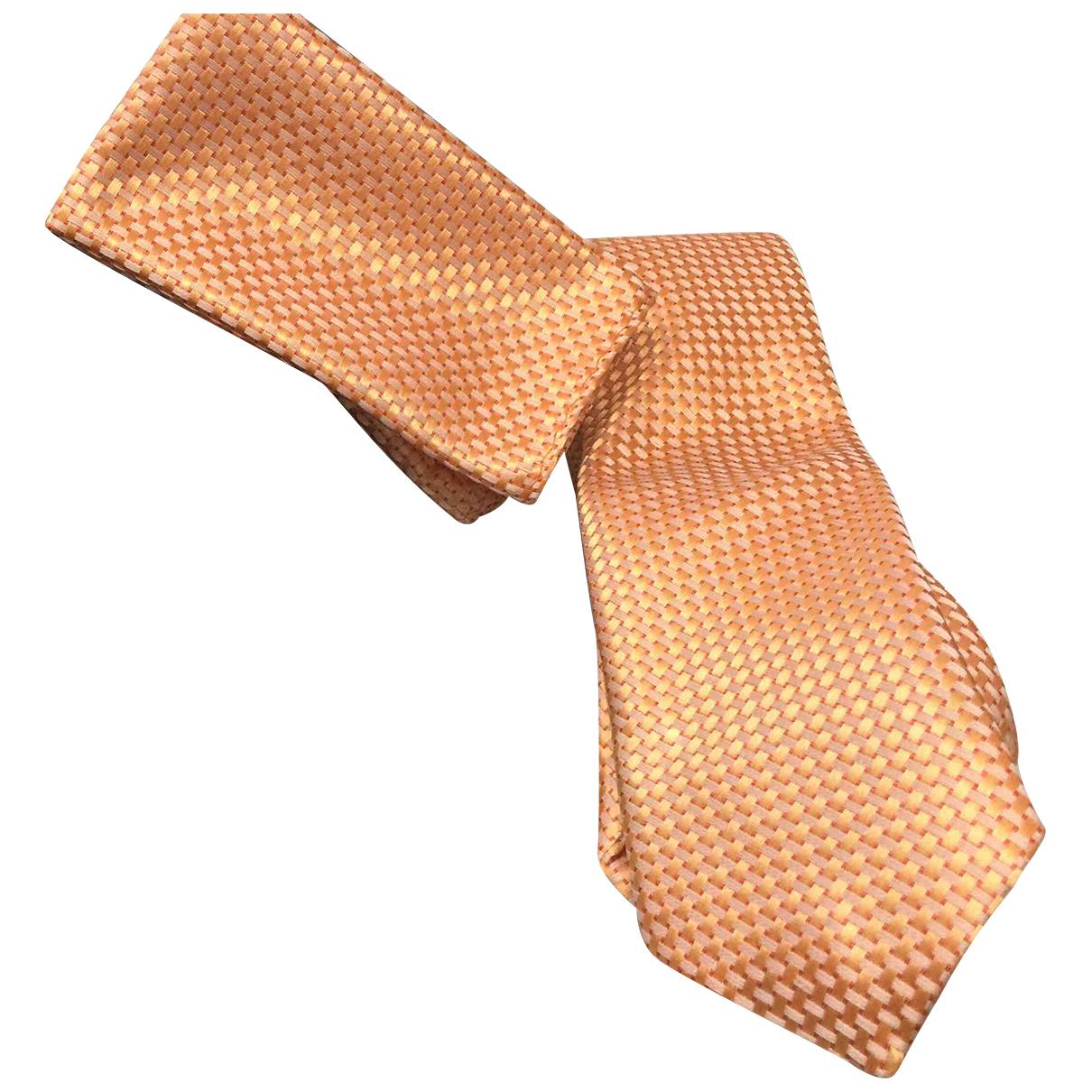 Romeo Gigli - Cravates   pour homme - orange