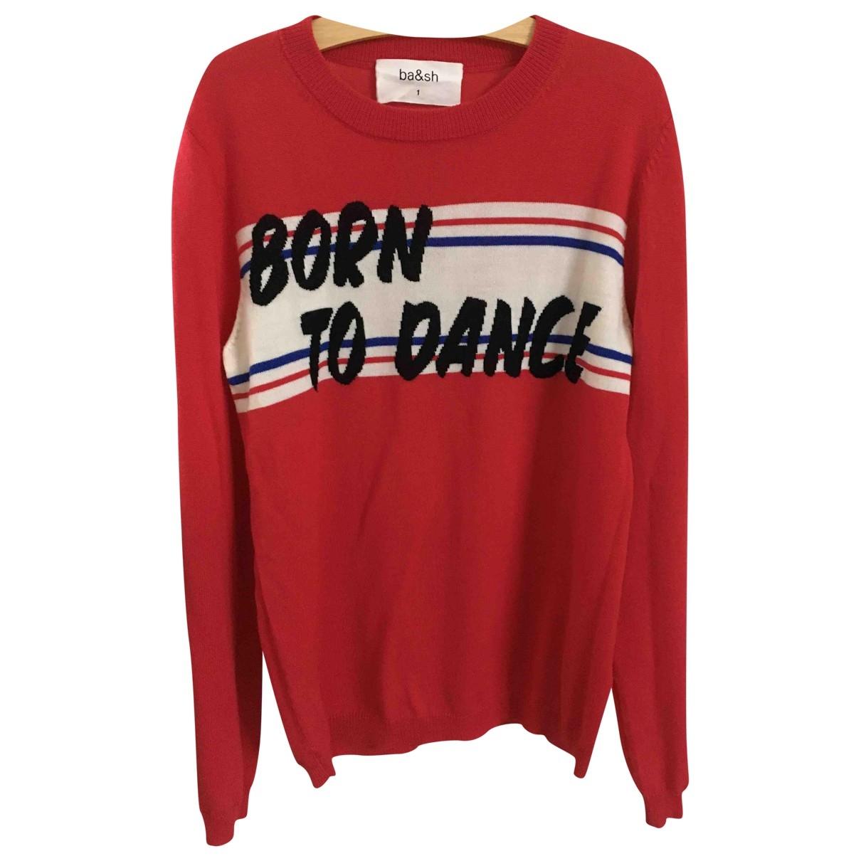 Ba&sh Spring Summer 2019 Red Wool Knitwear for Women S International