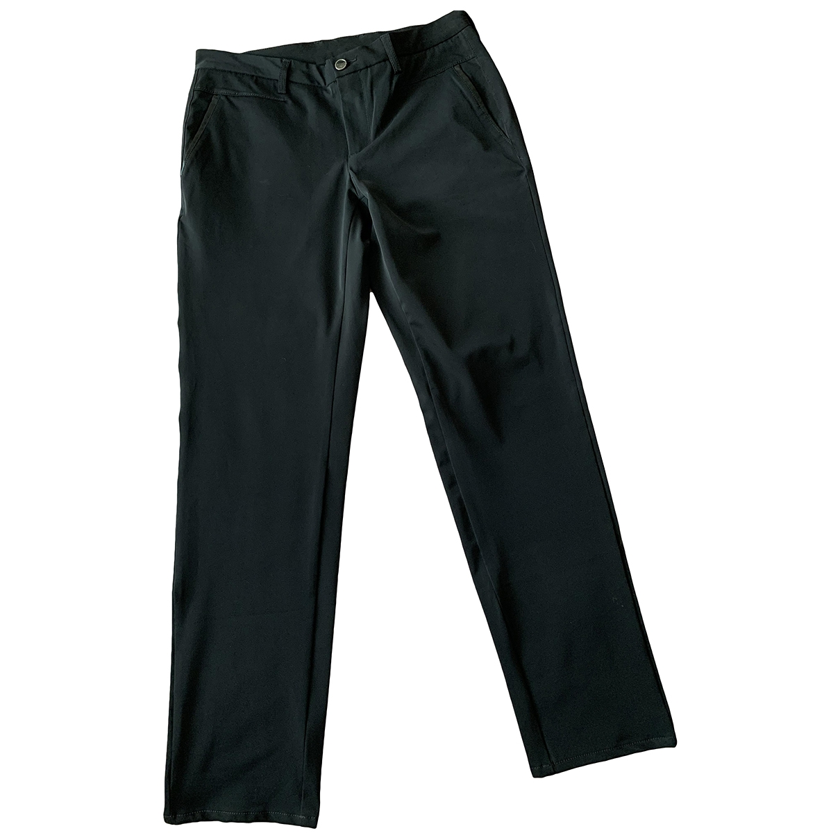 Versace \N Black Jeans for Men 34 US