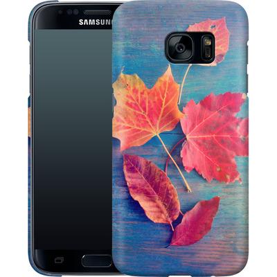 Samsung Galaxy S7 Smartphone Huelle - The Colors Of Autumn von Joy StClaire