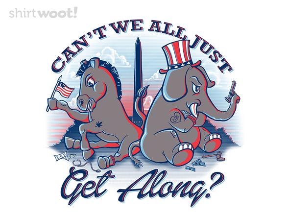 Politics T Shirt