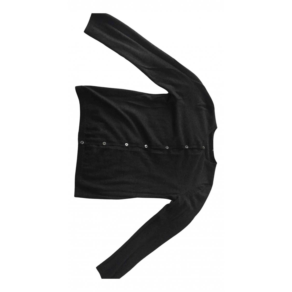 Eric Bompard - Pull   pour femme en cachemire - gris