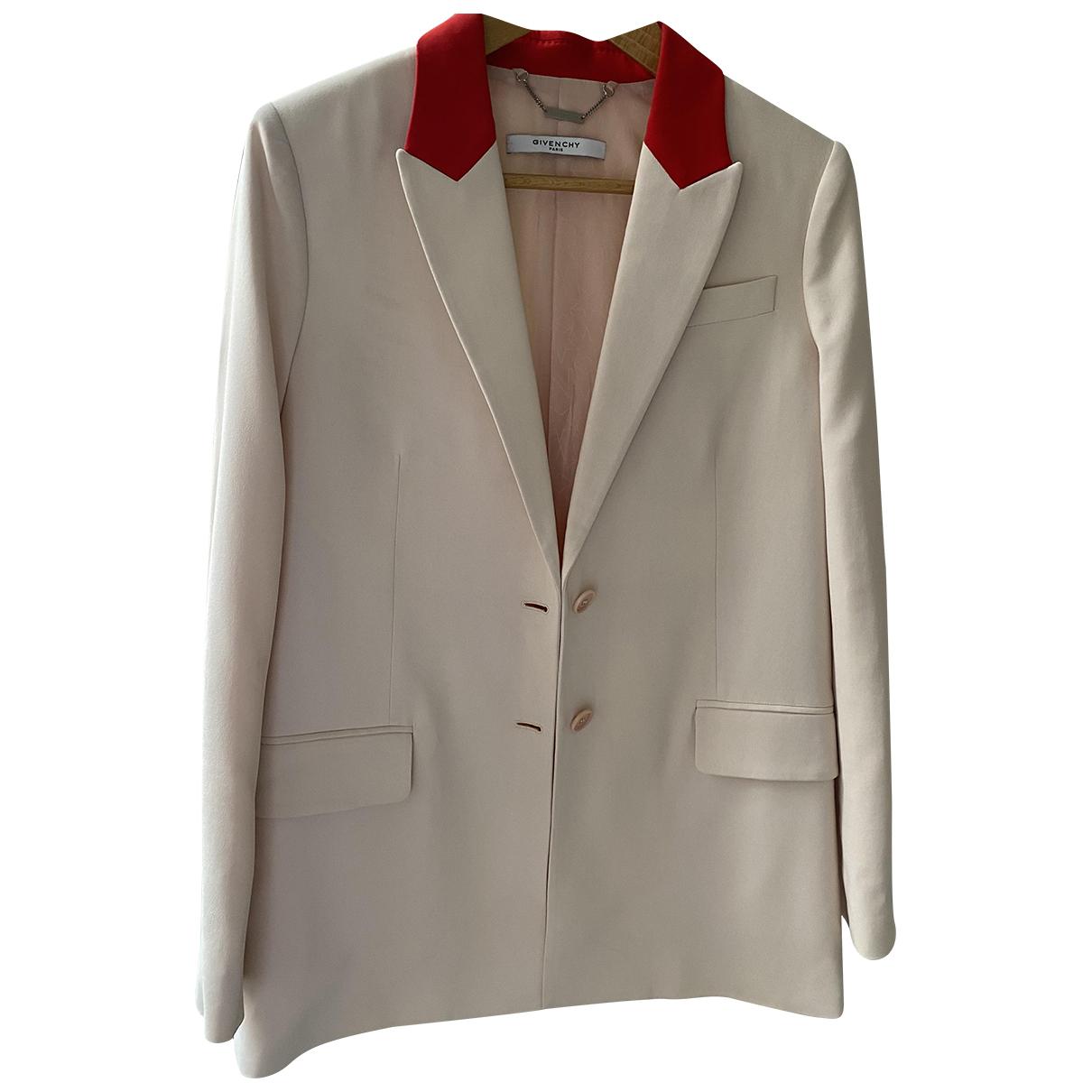 Givenchy - Veste   pour femme - rose