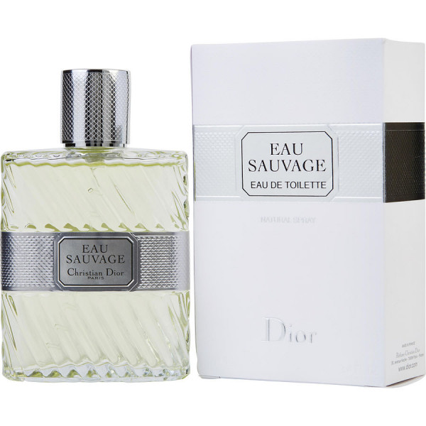 Christian Dior - Eau Sauvage : Eau de Toilette Spray 3.4 Oz / 100 ml