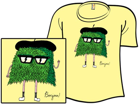 Lefluff T Shirt